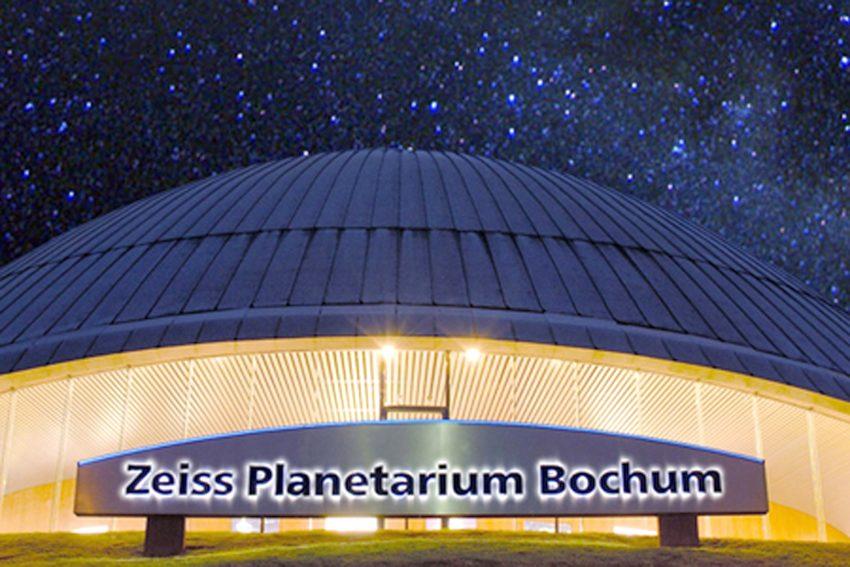 Audiovisuelles Hörspiel in Bochum.