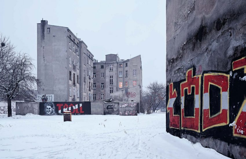 In dem Stadtteil Bałuty leben noch heute Menschen, die zu den Ärmsten des Landes zählen.