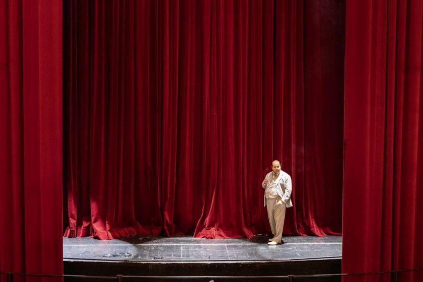 Schauspielhaus Bochum feiert Hundertjähriges: O, Augenblick.