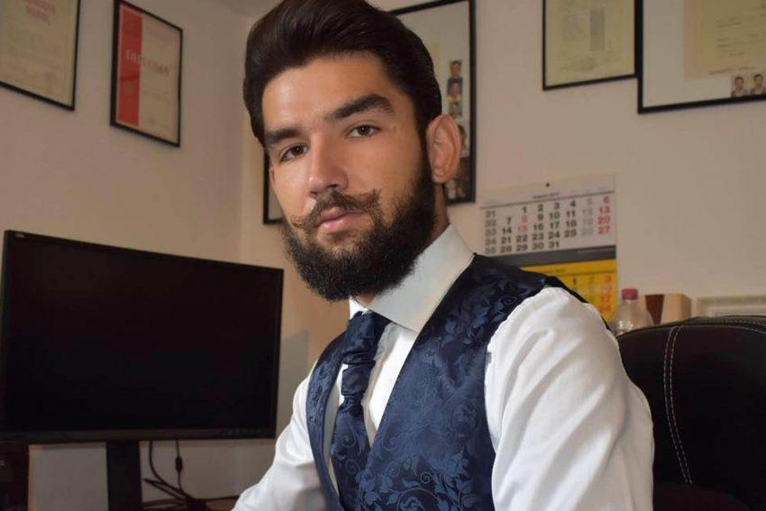 Neuer OV-Vorsitzender: Omer Aisanovic .