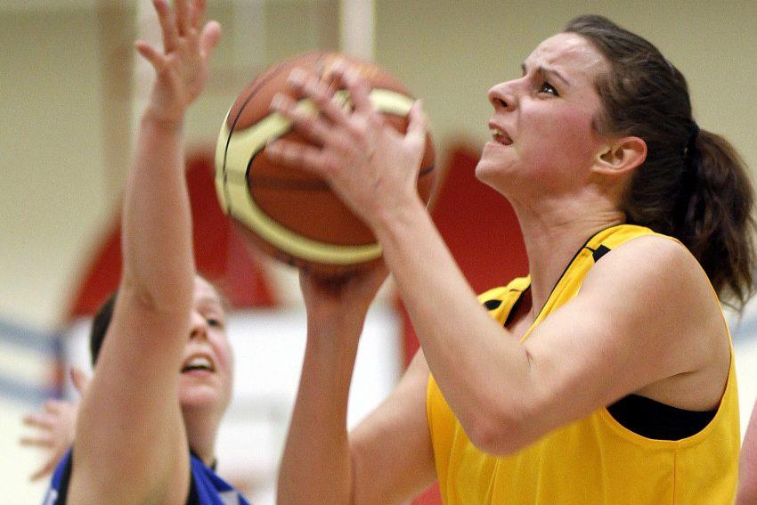 Verena Taubenberger von den Ruhrpott Baskets.