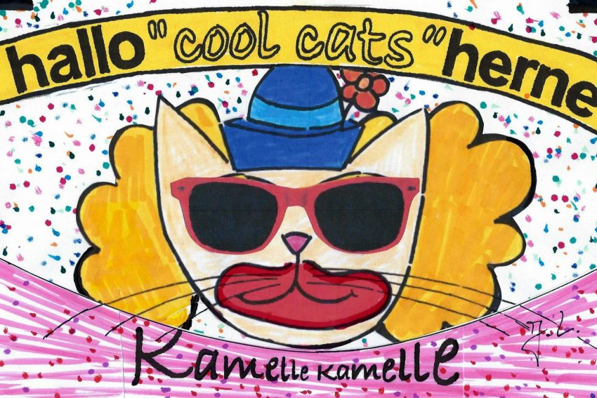 Karneval mit den Cool Cats.