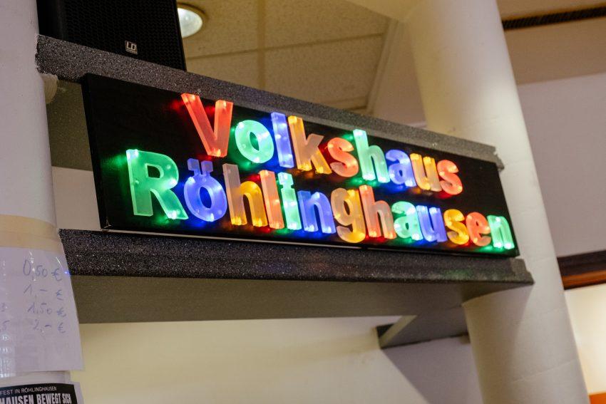 Röhlinghausen bewegt sich.
