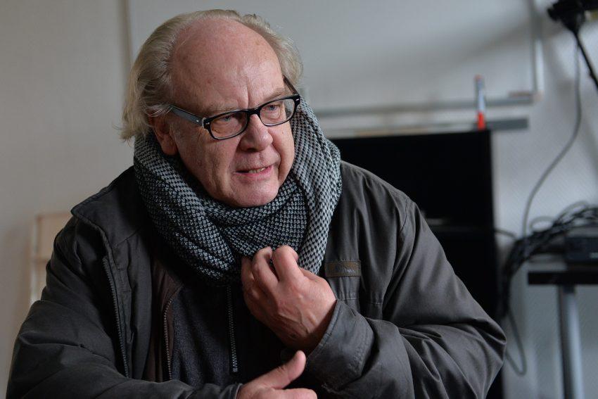 Rainer August Koslowski - Sänger der Band Herne3.
