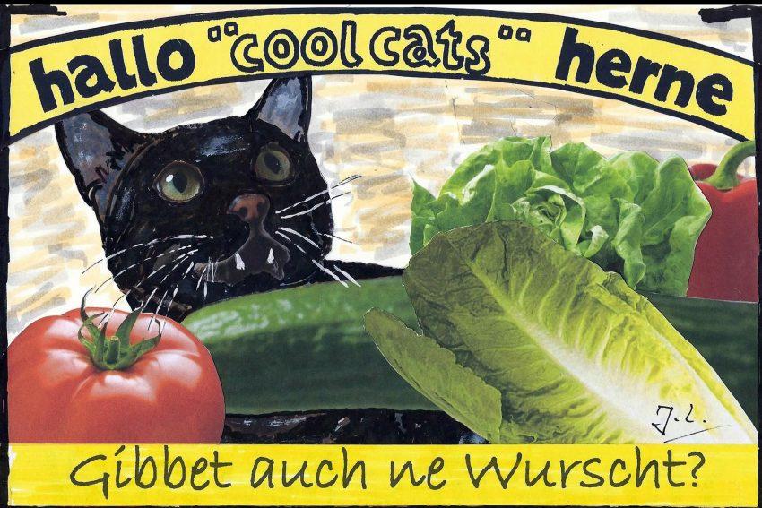 Herne kulinarisch und die Cool Cats mittendrin.