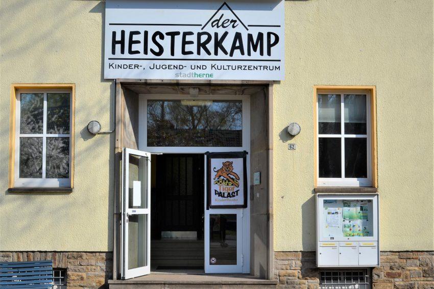 Feiert 20-jähriges Jubiläum: der Tigerpalast am Heisterkamp 62.
