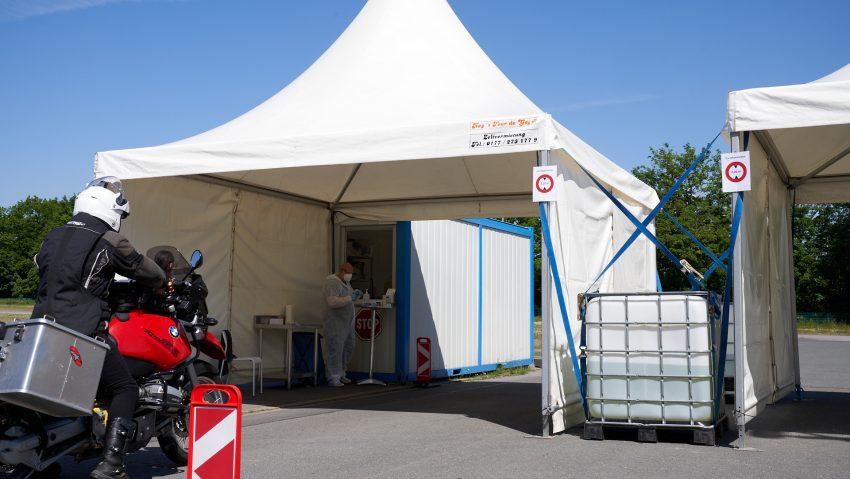HospiTrans zeigt Veränderungen am Cranger Testzentrum und das neue am Wananas.