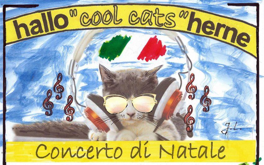 Concerto di natale cats.
