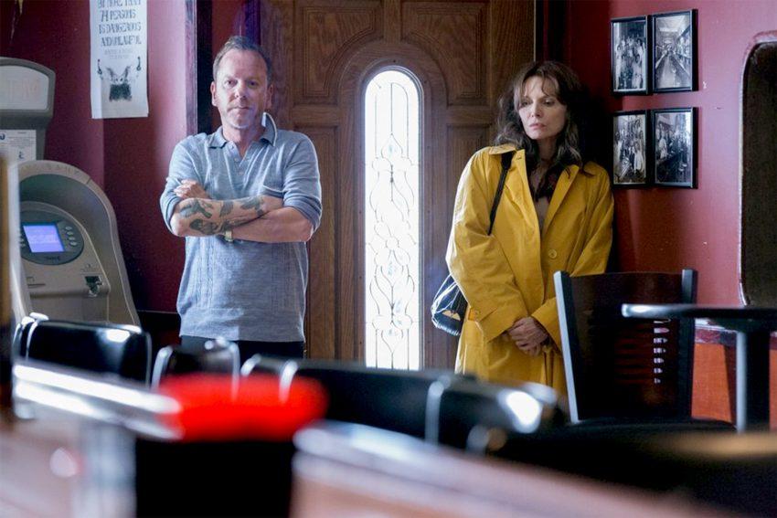 Kiefer Sutherland, Michelle Pfeiffer.
