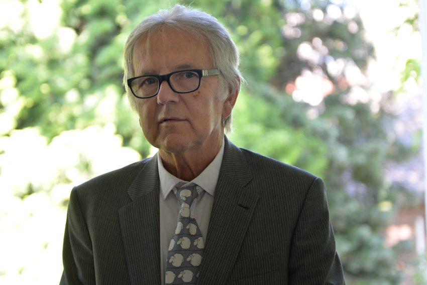 Burkhard Ladewig - Vorsitzender des Vereins Sport mit Senioren (SmS).