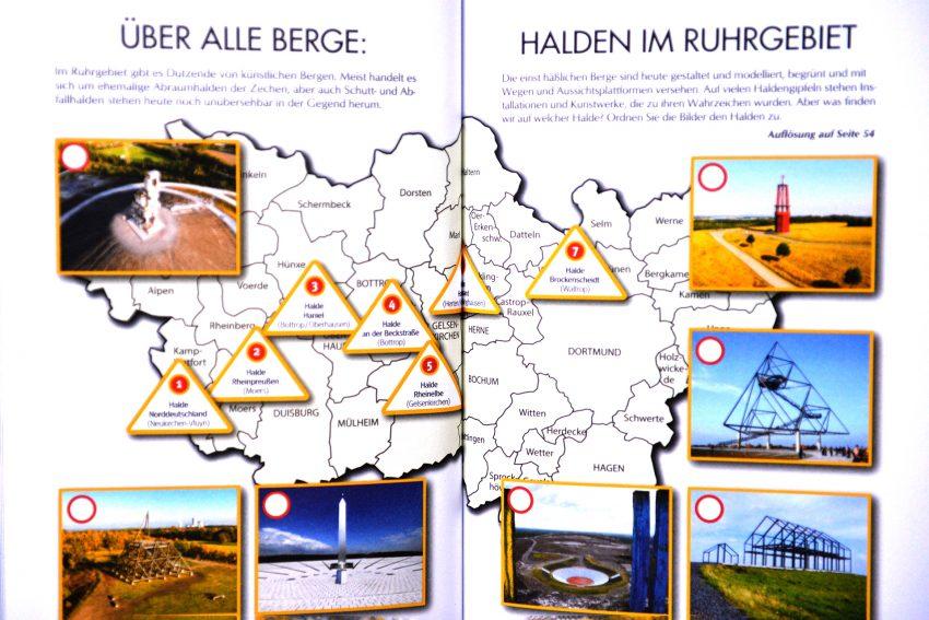 Das Rätselbuch zum Ruhrgebiet.