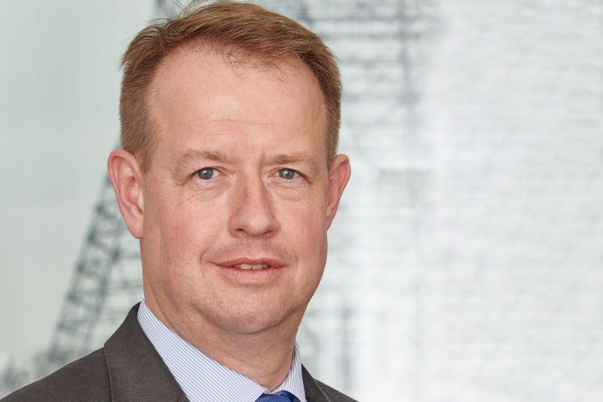 Michael Kalthoff - Vorstandsmitglied der RAG. April 2019