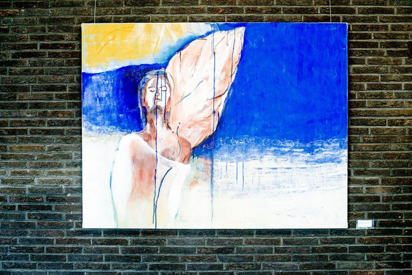Ewigkeiten - so heißt die Ausstellung der Künstlerin Dagmar Meiritz aus Oer-Erkenschwick.