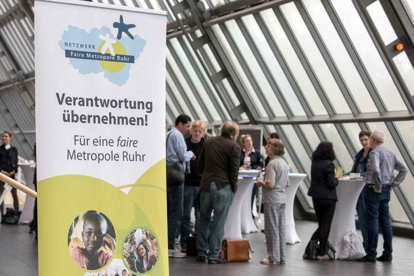 Jahrestagung des Netzwerk - Faire Metropole Ruhr.