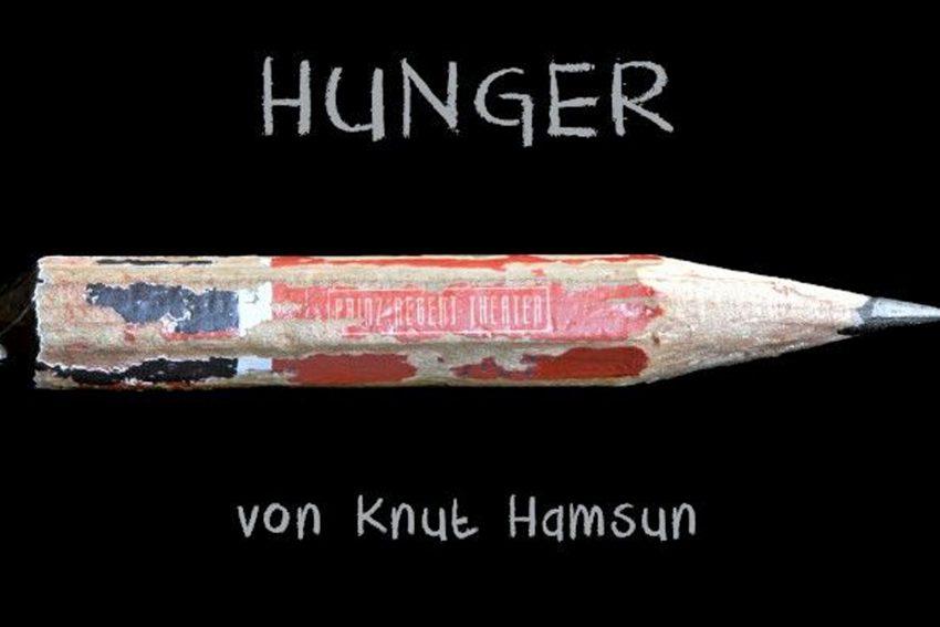 "Knut Hamsuns ""Hunger"" feiert am Prinzregenttheater Bochum ""Geisterpremiere"" ohne Publikum."