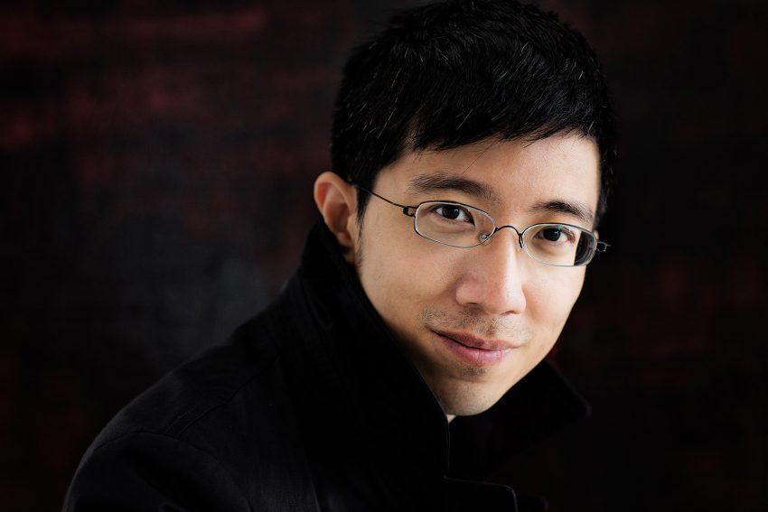 Tung-Chieh Chuang neuer Generalmusikdirektor der Bochumer Symphoniker und Intendant des Anneliese Brost Musikforum Ruhr ab der Saison 2021 / 2022.