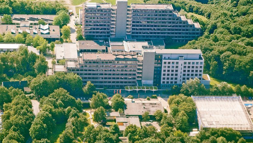 Die Hochschule Bochum.