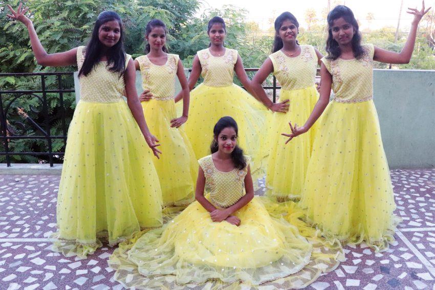 Chaithanya Dance Group.