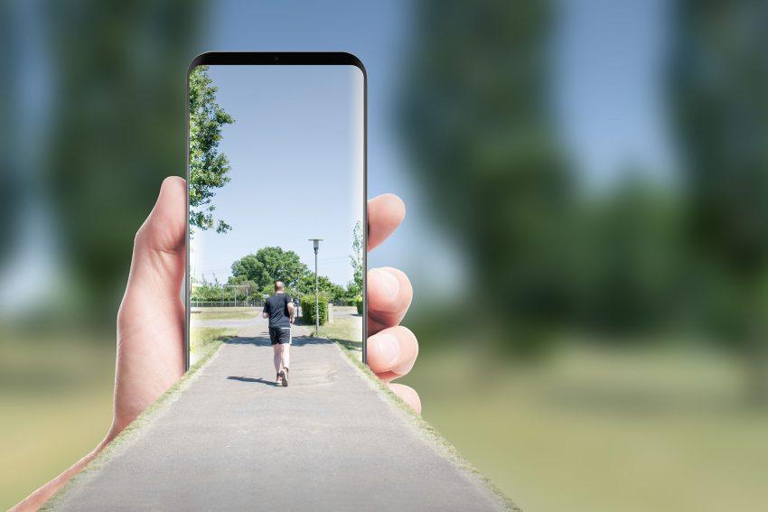Der TopRunRuhr digitalisiert sich und bietet den Läufern in Corona-Zeiten eine zusätzliche alternative Variante: den TopRunRuhr VIACTIV Firmenlauf 2.0.