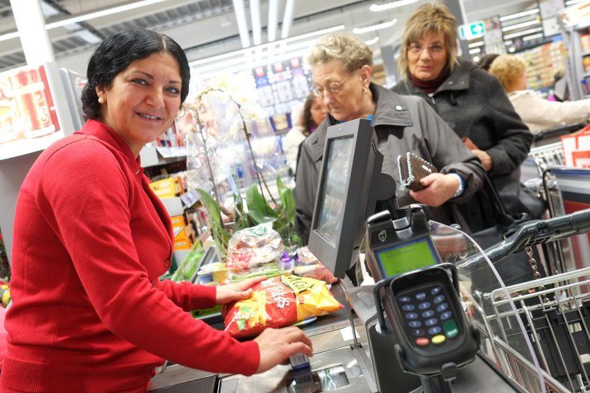 Kaufland eröffnete Standort in Wanne.
