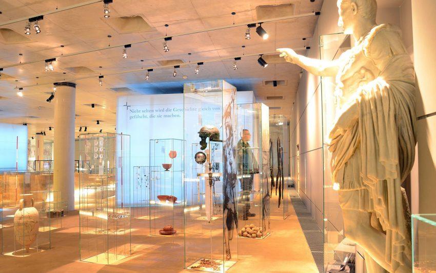 Im Archäologie Museum Herne
