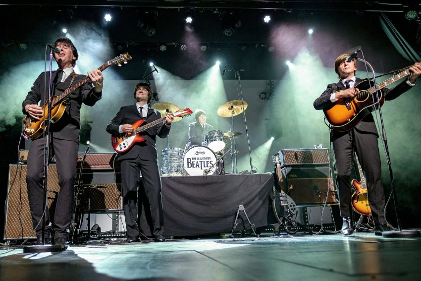 Quarryman Beatles.