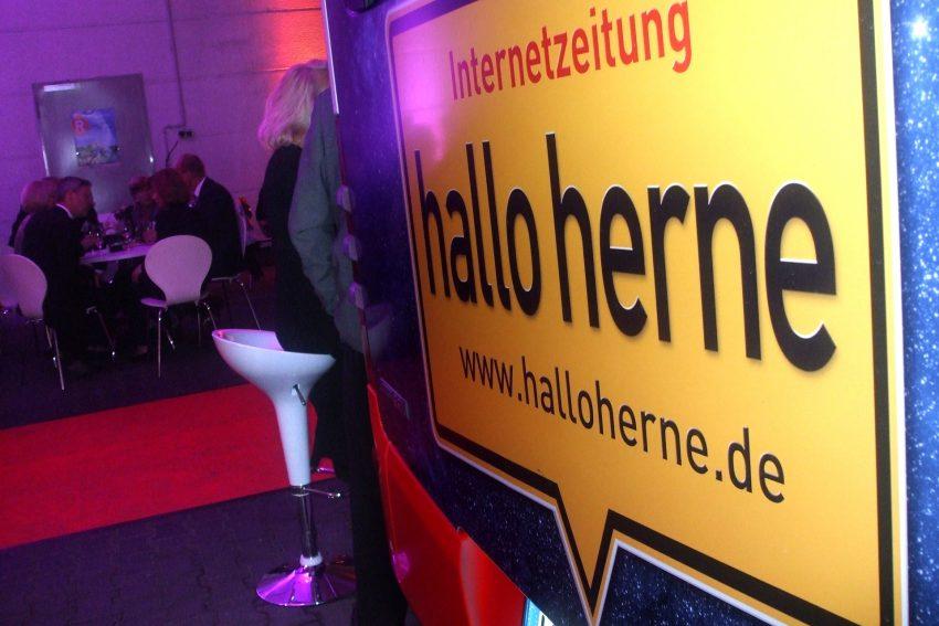 Die Benefizgala des Vereins Ruhrwerk in der HCR-Halle.
