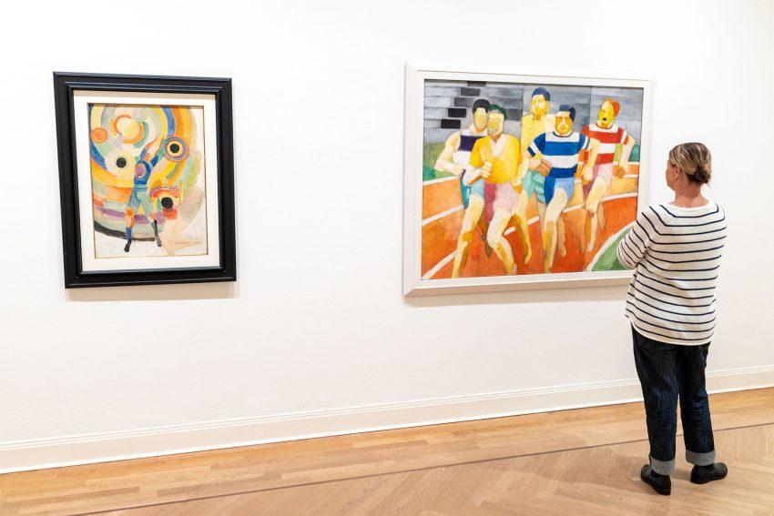 Im Rausch der Farbe - Picasso-Museum in Münster eröffnet Ausstellung.