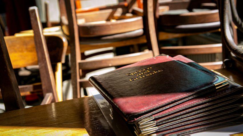 Flaute in Restaurants und Hotels war ab März 2020 angesagt.