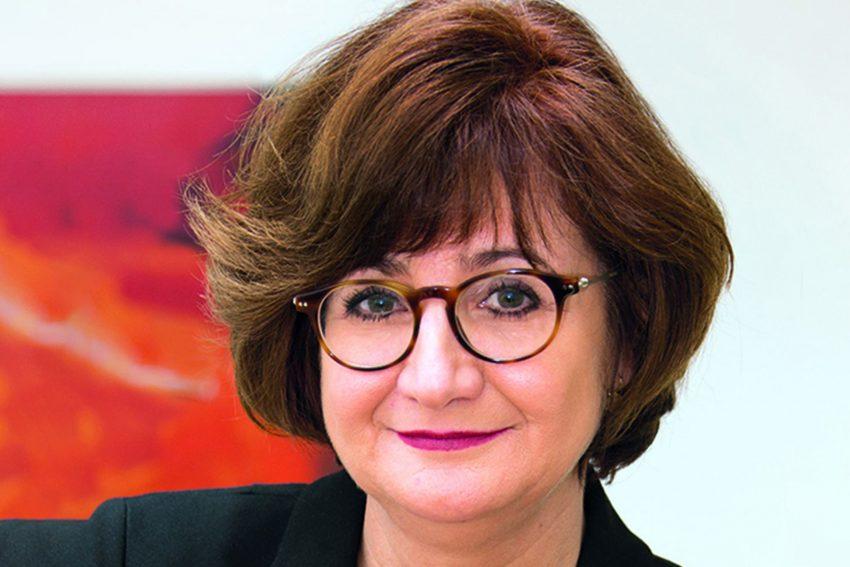 Bettina am Orde, Geschäftsführerin der Knappschaft.