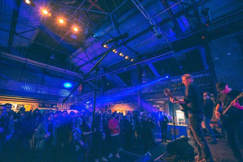 Bandfusion Royal in den Flottmannhallen. 25.1.2020