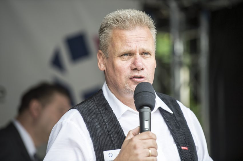 Kreishandwerksmeister Hans-Joachim Drath