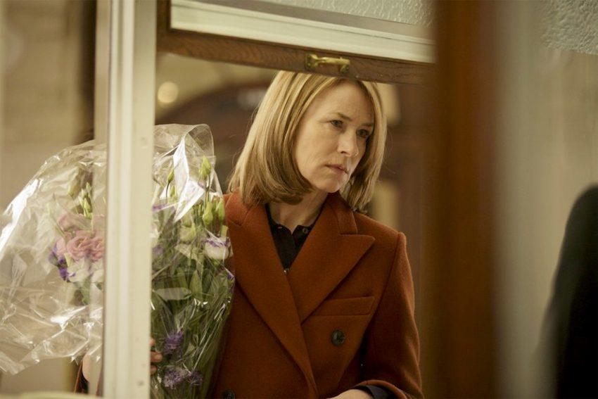 Corinna Harfouch (Bild) und Tom Schilling pflegen in 'Lara' eine schwere Mutter-Sohn-Beziehung, die auf einem Konzert eskaliert.