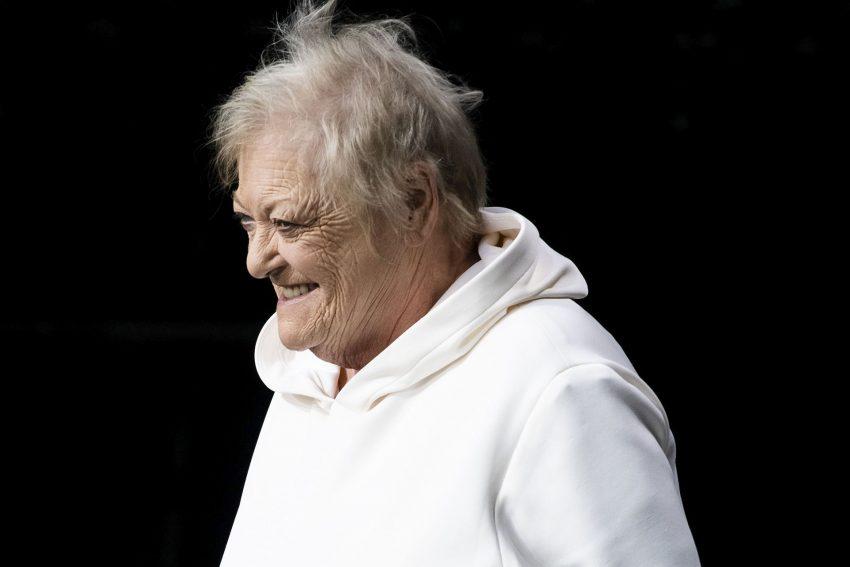 Das Beste kommt zum Schluss: Viviane De Muynck, die Grand Dame des flämischen Theaters.
