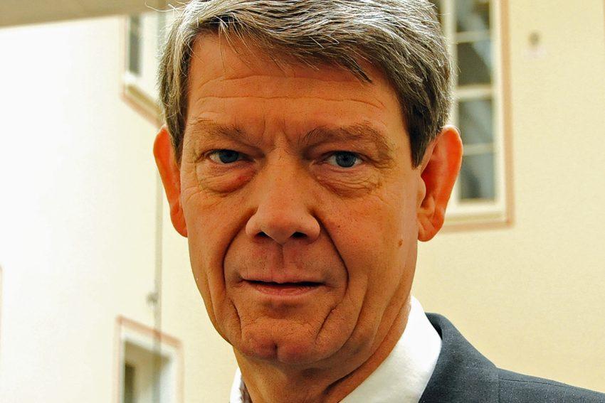 Prof. Dr. Karl Friedrich Jakob.
