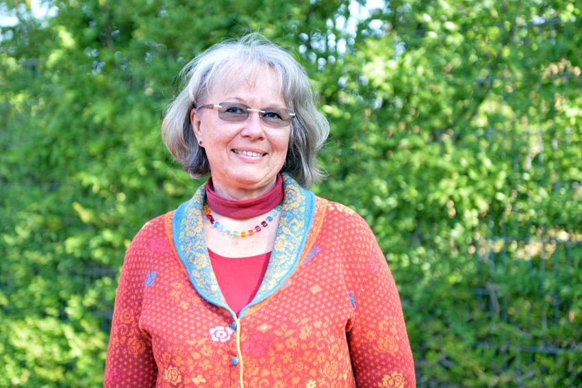 Schulleiterin Martina Nissalk von der Laurentiusschule in Unser-Fritz.