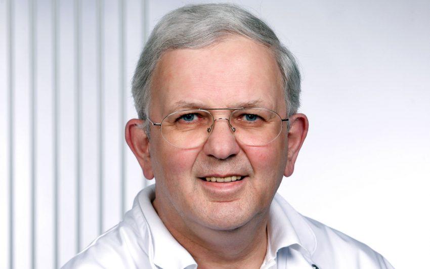 Dr. Hans-Joachim Trappe.