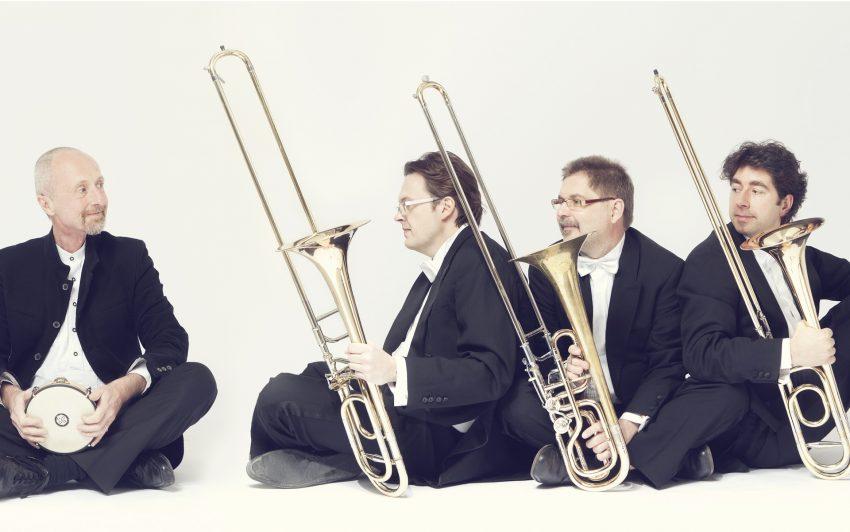 Beethoven meets Jazz mit Werken von Strauss, Ellington, Beethoven, Preu, Milhaud und Wundrak.