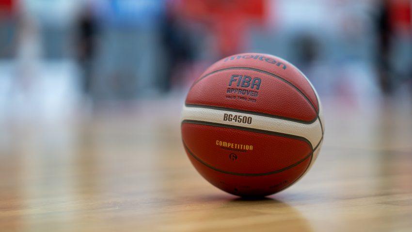 HTC Basketball-Damen gegen GiroLive Panthers Osnabrück (62:68).