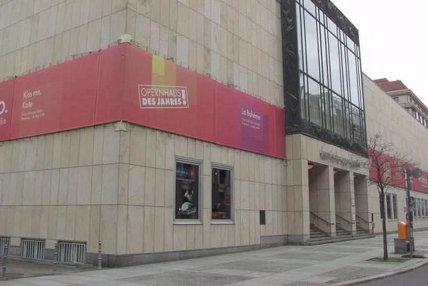 Mehrfaches Opernhaus des Jahres: Komische Oper Berlin.