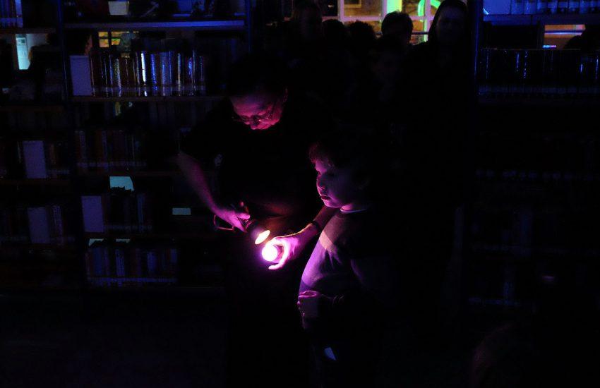 Nacht der Bibliotheken.