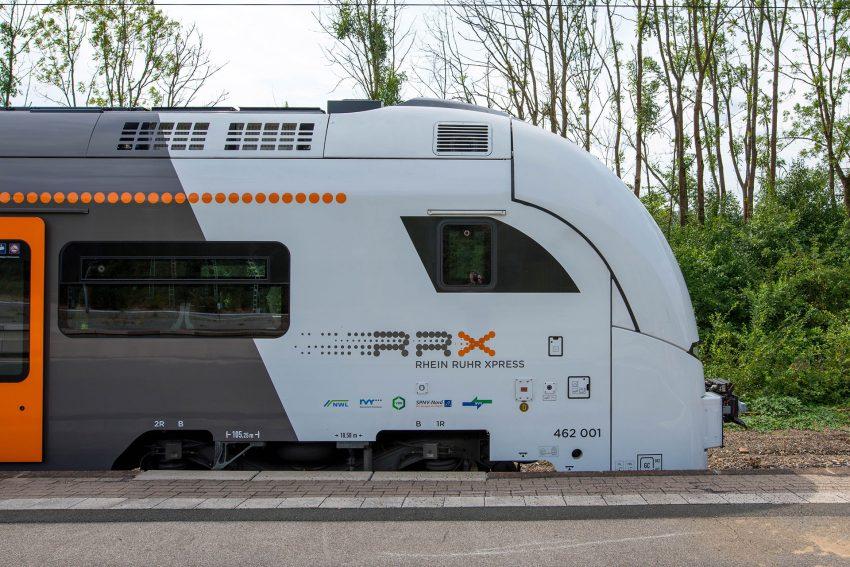 Abellio: Die ersten neuen Fahrzeuge sind ab Dezember regelmäßig zwischen Rhein und Ruhr unterwegs.