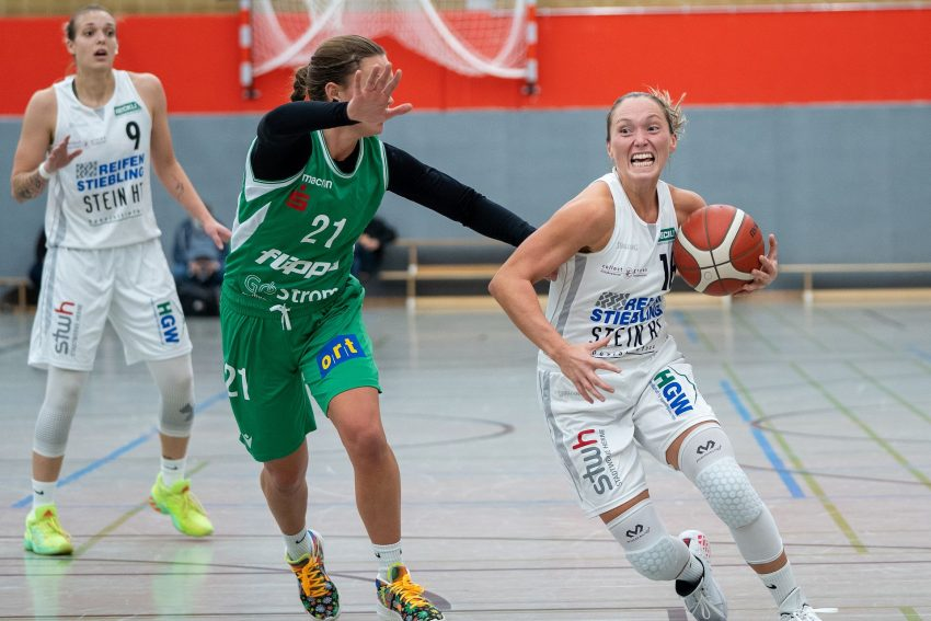 DBBL-Pokal 2020 / 2021: HTC vs. Flippo Baskets BG 74