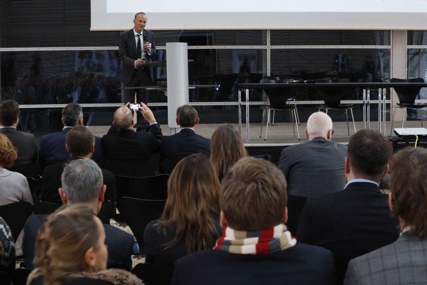 Forum Wohnen: Alexander Rychter, Vorsitzender des Verbandes der Wohnungs- und Immobilienwirtschaft Rheinland Westfalen.