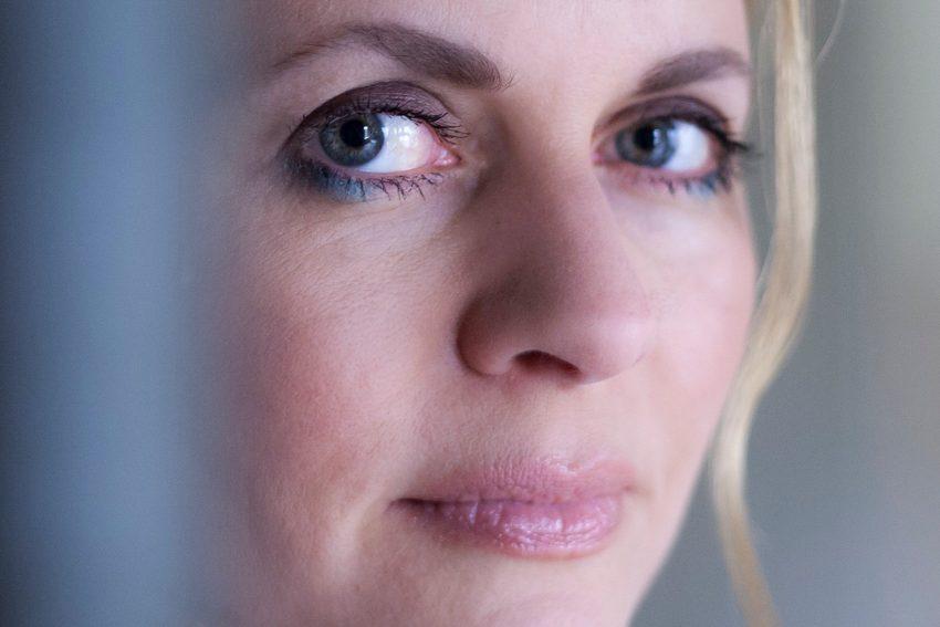 Christine Sommer ist Fräulein Elise.