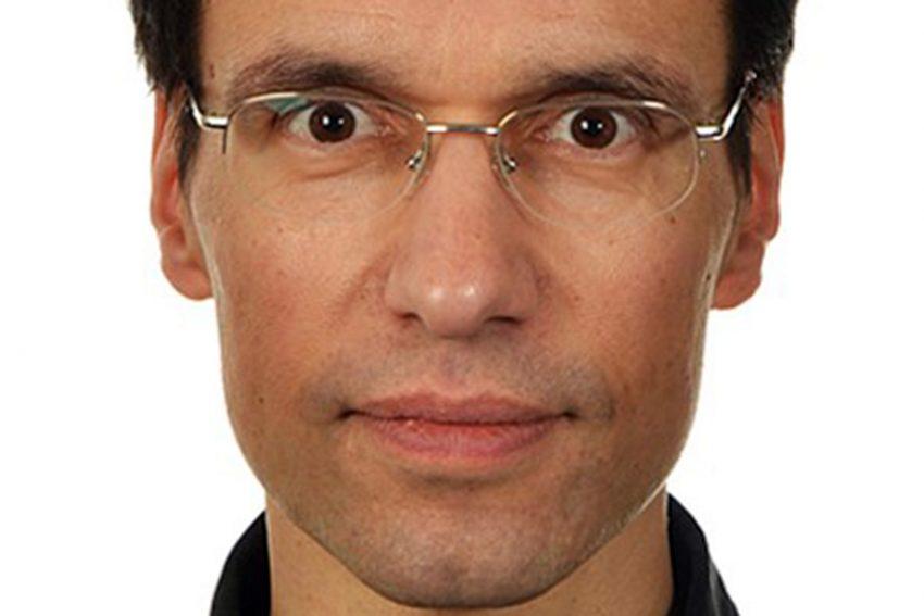 Prof. Dr. Markus Wissen.
