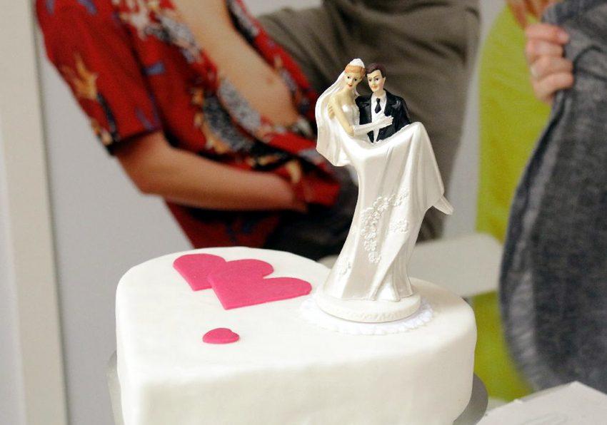 Die erste Hochzeitsmesse im City-Center.