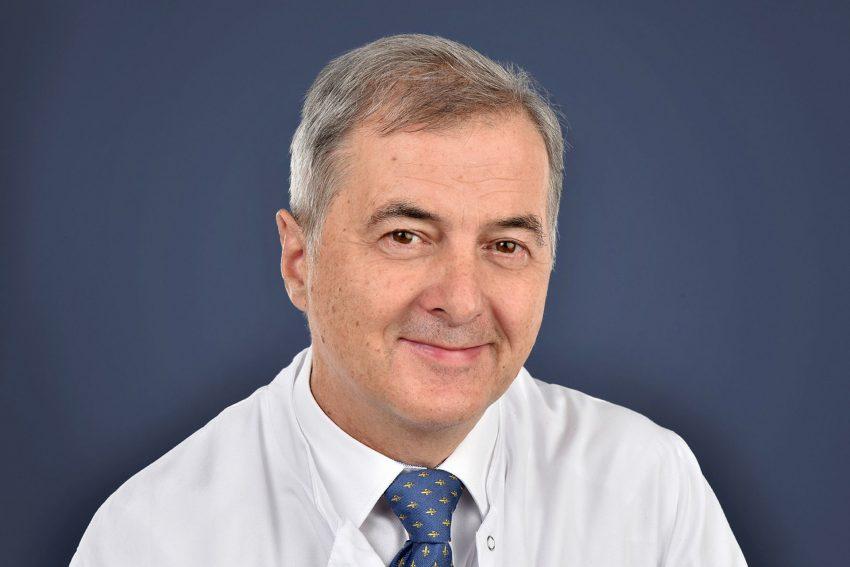 Prof. Dr. Matthias Kemen, Chefarzt der Kliniken für Allgemeine und Viszeralchirurgie am Evangelischen Krankenhaus Herne.