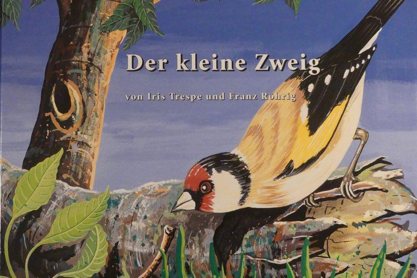 """Buchtitel """"Der kleine Zweig""""."""