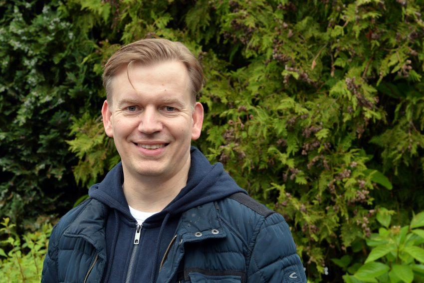 Bezirksbürgermeister Mathias Grunert stellte den Kontakt zu Schubert her.